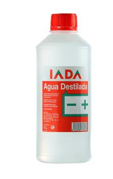 Imagem de ÁGUA DESTILADA 5LT